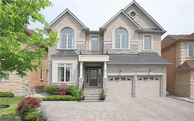 Main Photo: 12 Heritage Estates Road in Vaughan: Patterson House (2-Storey) for sale : MLS® # N3508616