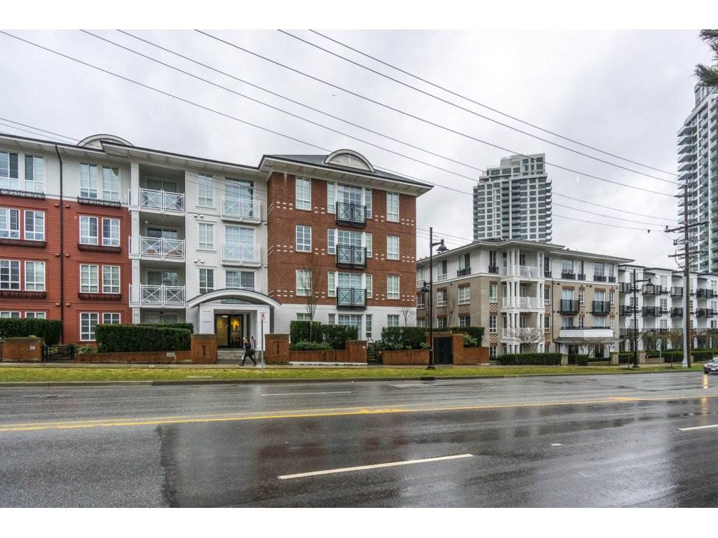 "Main Photo: 215 618 COMO LAKE Avenue in Coquitlam: Coquitlam West Condo for sale in ""EMERSON"" : MLS®# R2142768"