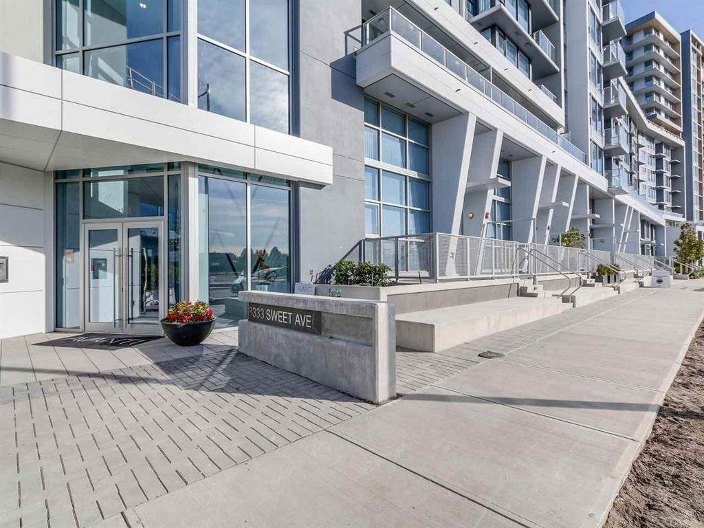 "Photo 6: 1203 8333 SWEET Avenue in Richmond: West Cambie Condo for sale in ""AVANTI"" : MLS® # R2155876"