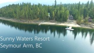 Main Photo: 868 Bradley Road in Seymour Arm: SUNNY WATERS House for sale : MLS®# 10156554