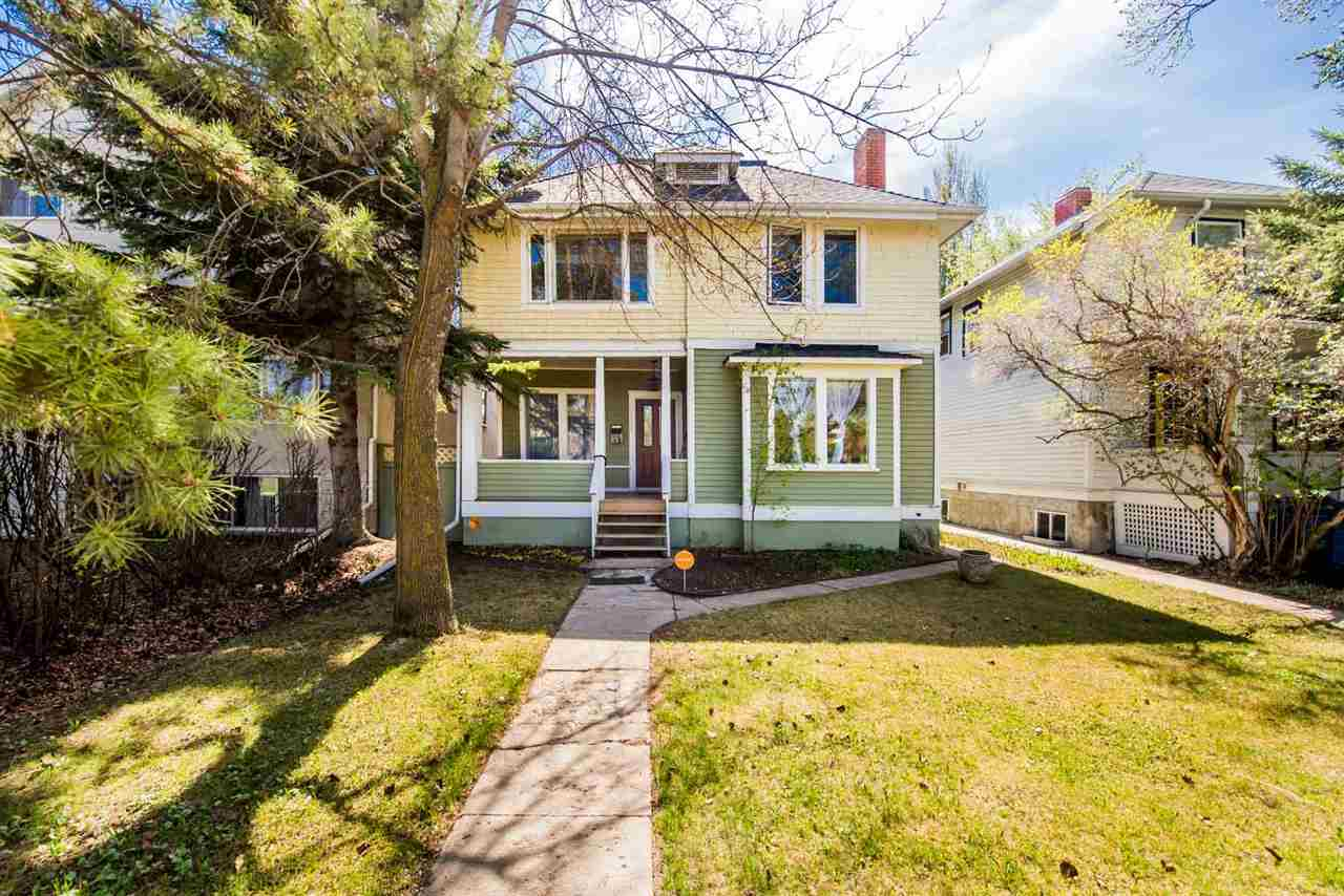 Main Photo: 10805 80 Avenue in Edmonton: Zone 15 House for sale : MLS®# E4111102