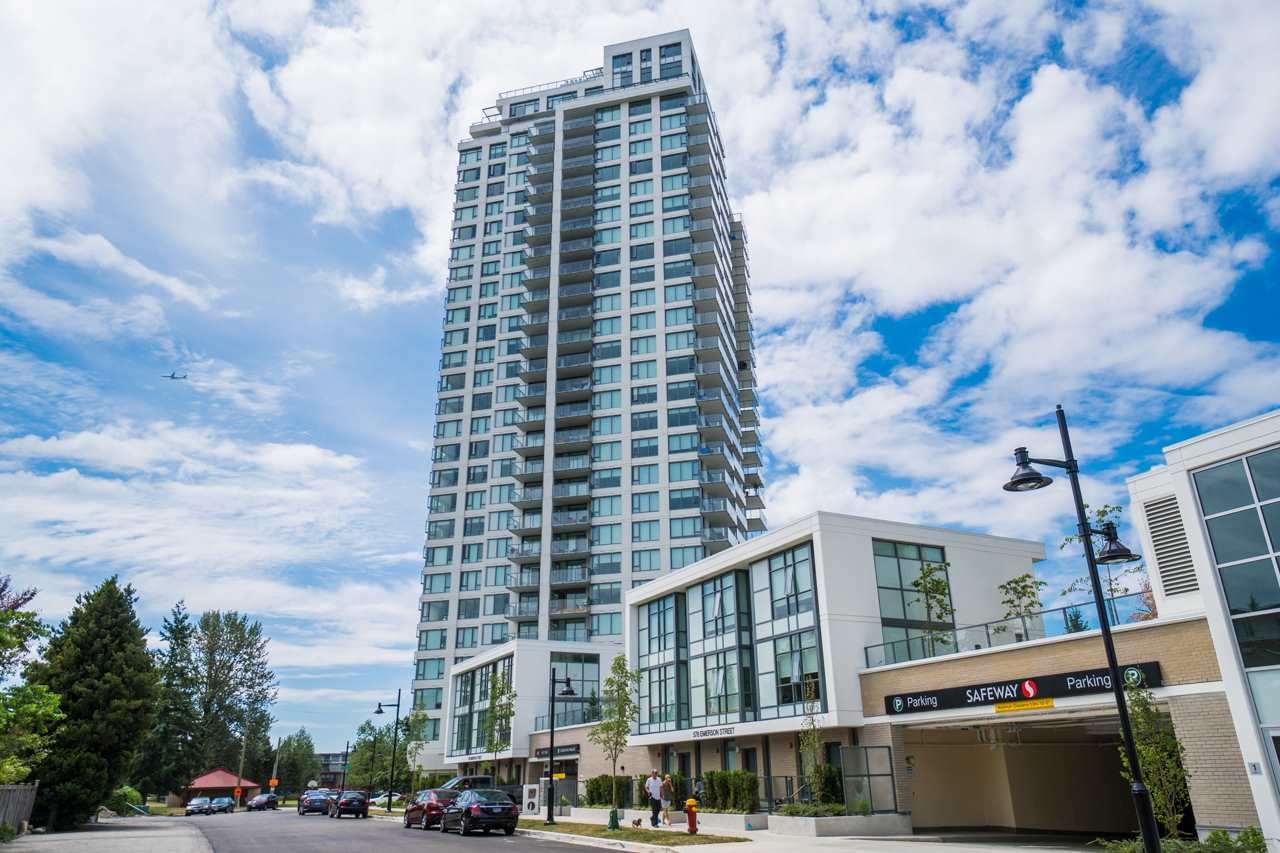 Main Photo: 2101 570 EMERSON Street in Coquitlam: Coquitlam West Condo for sale : MLS®# R2311495