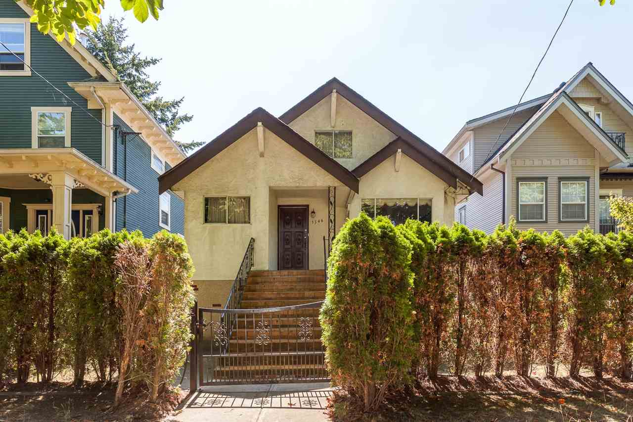 FEATURED LISTING: 1546 10TH Avenue East Vancouver