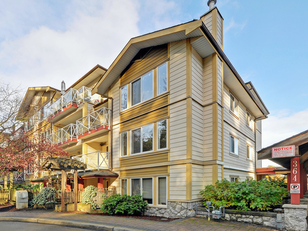Main Photo: 201 364 Goldstream Avenue in VICTORIA: Co Colwood Corners Condo Apartment for sale (Colwood)  : MLS®# 385593