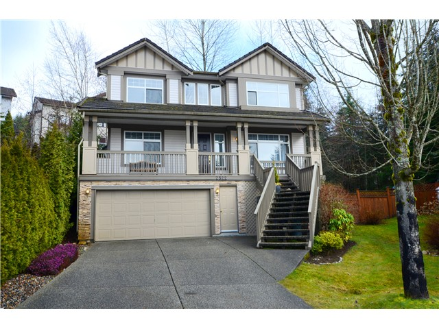 "Main Photo: 2522 MICA Place in Coquitlam: Westwood Plateau House for sale in ""COBBLESTONE LANE"" : MLS® # V1053177"