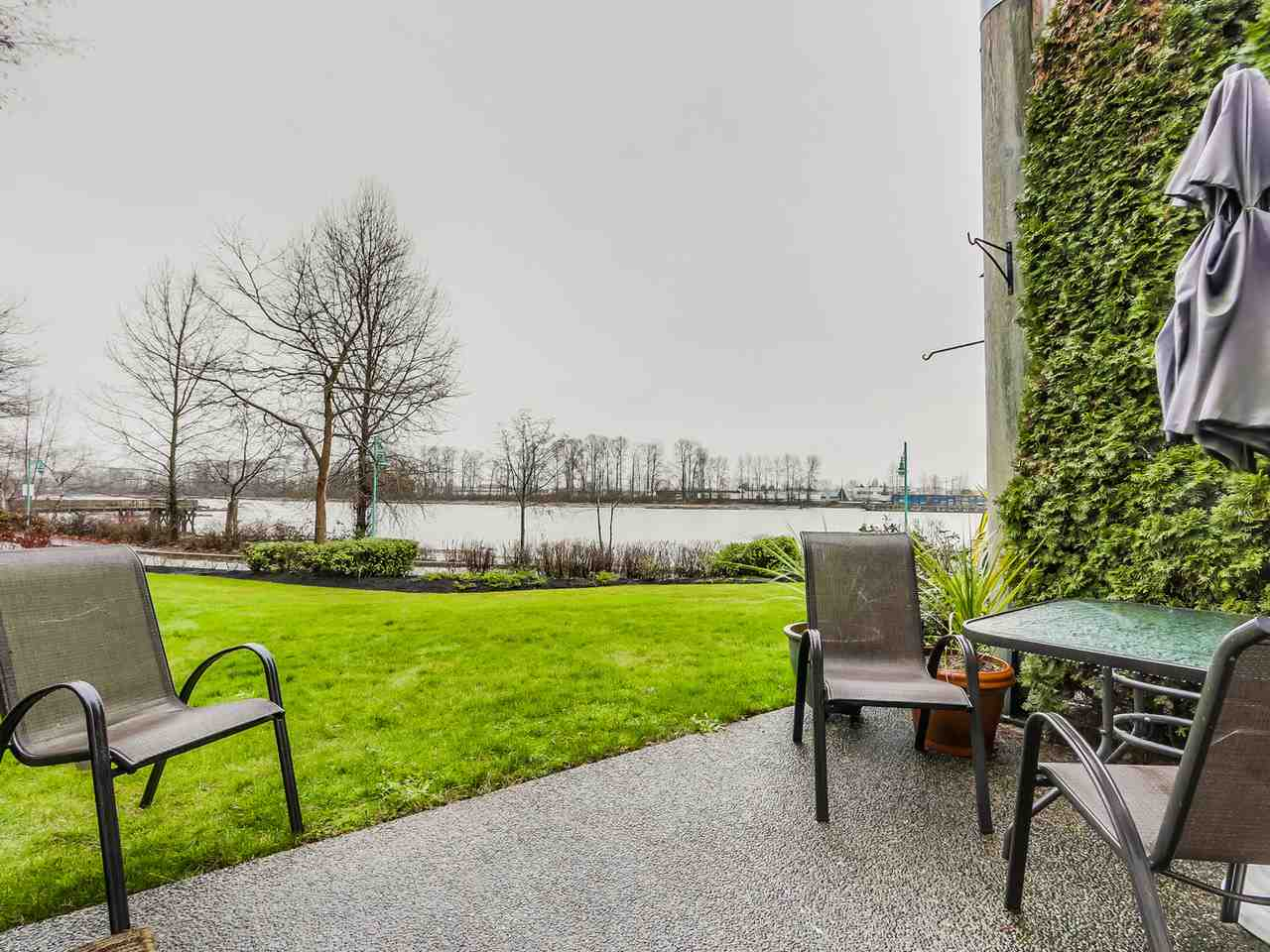 Main Photo: 3 2138 E KENT AVENUE SOUTH in Vancouver: Fraserview VE Townhouse for sale (Vancouver East)  : MLS® # R2031145