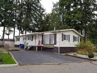 "Main Photo: 196 3665 244 Street in Langley: Otter District Manufactured Home for sale in ""LANGLEY GROVE ESTATES"" : MLS® # R2216404"