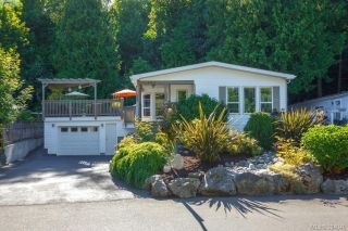 Main Photo: 703 2779 Stautw Road in SAANICHTON: CS Hawthorne Manu Double-Wide for sale (Central Saanich)  : MLS®# 394040