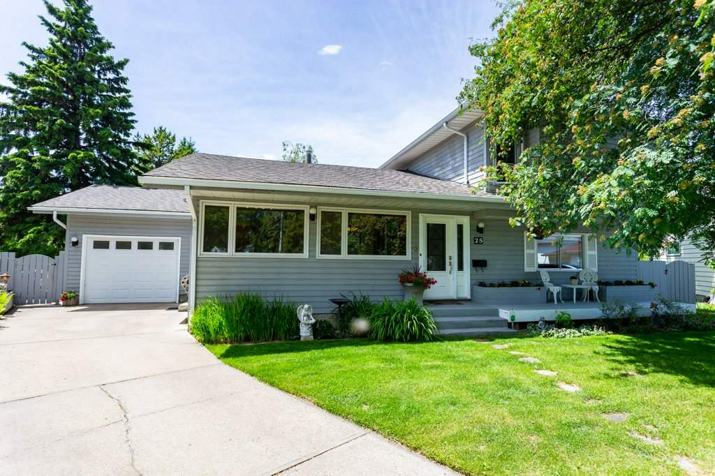 FEATURED LISTING: 25 Burnham Place St. Albert