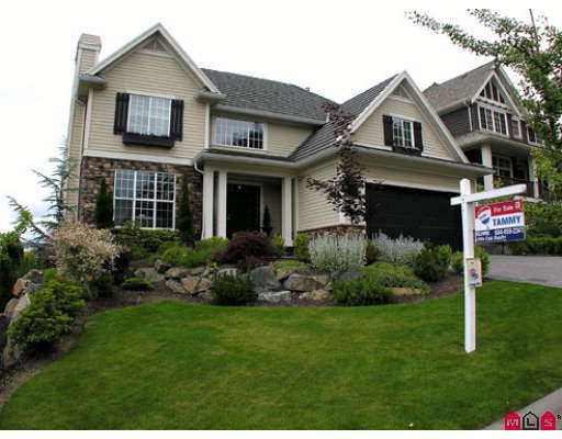 Main Photo: 35386 Gingerhills Drive in Abbotsford: Abbotsford East House for sale : MLS® # F2716709