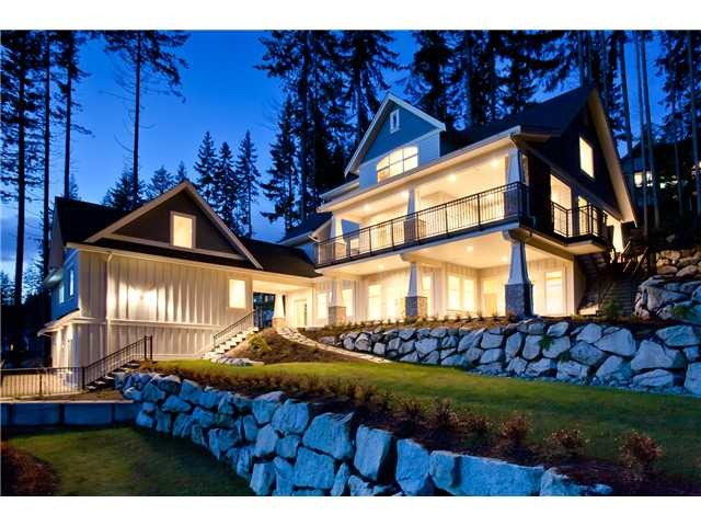"Main Photo: 1462 CRYSTAL CREEK Drive: Anmore House for sale in ""ANMORE WOODS"" (Port Moody)  : MLS®# V1130659"