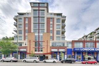 "Main Photo: 706 2228 W BROADWAY in Vancouver: Kitsilano Condo for sale in ""THE VINE"" (Vancouver West)  : MLS® # R2227632"
