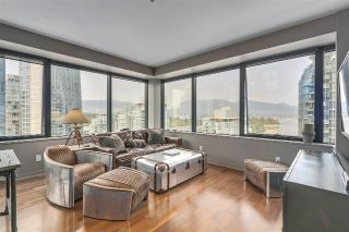 "Main Photo: 1302 1333 W GEORGIA Street in Vancouver: Coal Harbour Condo for sale in ""Qube"" (Vancouver West)  : MLS®# R2315765"