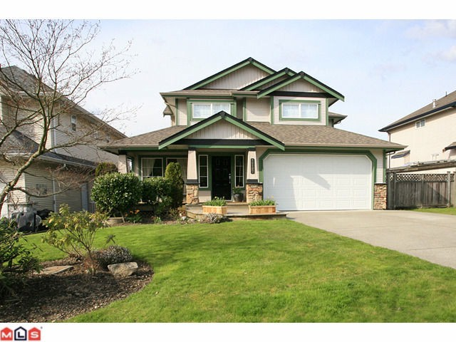 "Main Photo: 18127 68TH Avenue in Surrey: Cloverdale BC House for sale in ""Cloverwoods"" (Cloverdale)  : MLS®# F1109523"