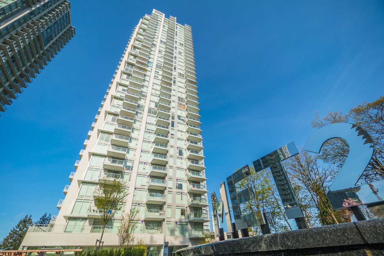 Main Photo: 1206 6538 NELSON Avenue in Burnaby: Metrotown Condo for sale (Burnaby South)  : MLS®# R2260755