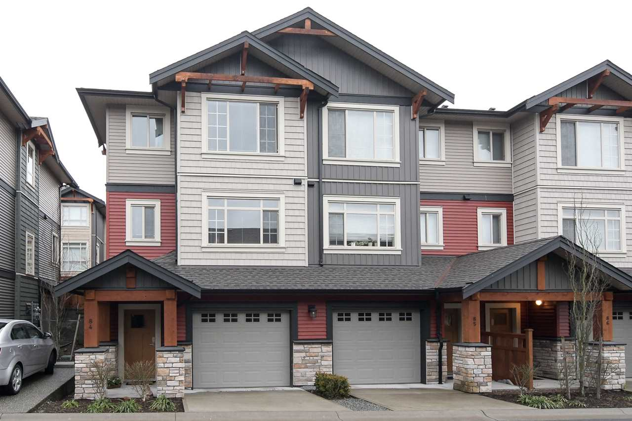 "Main Photo: 84 11305 240 Street in Maple Ridge: Cottonwood MR Townhouse for sale in ""Maple Heights"" : MLS®# R2264567"