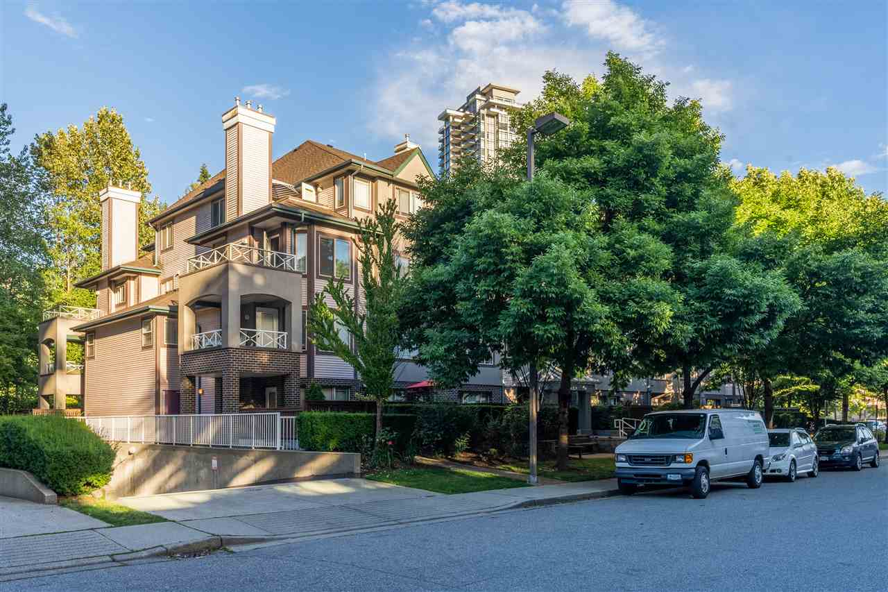"Main Photo: 203 1145 HEFFLEY Crescent in Coquitlam: North Coquitlam Condo for sale in ""CENTERGATE"" : MLS®# R2288238"