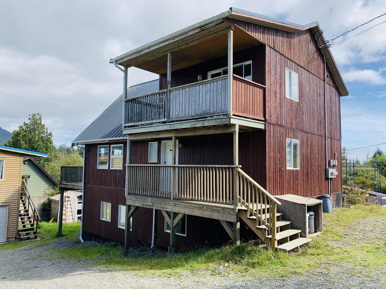 FEATURED LISTING: 1361 Helen Rd UCLUELET