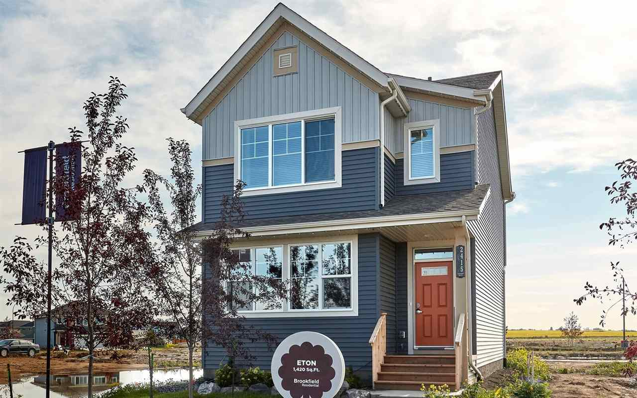 FEATURED LISTING: 4136 Chappelle Green Edmonton