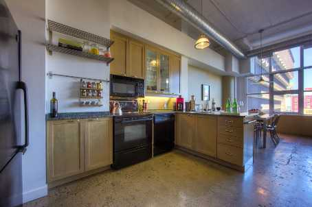 Photo 3: 442 155 Dalhousie Street in Toronto: Condo for sale (Toronto C08)  : MLS® # C2461597