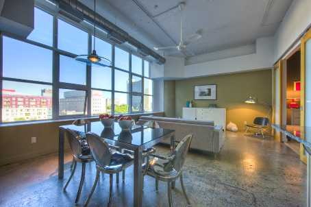 Photo 2: 442 155 Dalhousie Street in Toronto: Condo for sale (Toronto C08)  : MLS® # C2461597