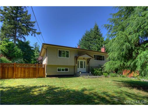 Main Photo: 8650 East Saanich Road in NORTH SAANICH: NS Dean Park Single Family Detached for sale (North Saanich)  : MLS®# 352578
