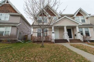 Main Photo: 1118 76 Street SW in Edmonton: Zone 53 House Half Duplex for sale : MLS® # E4087066