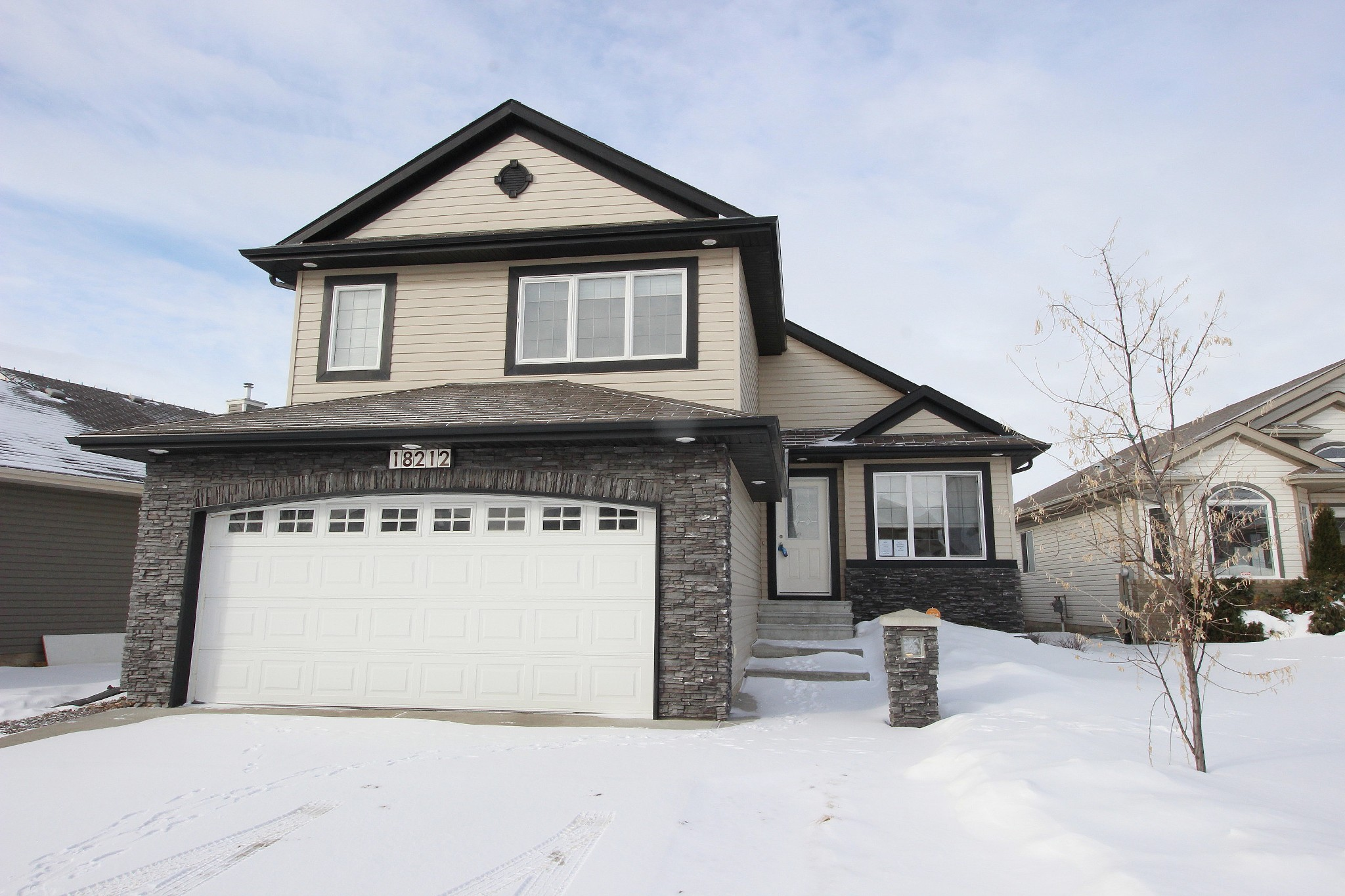 Main Photo: 18212 103 Street NW in Edmonton: House for sale