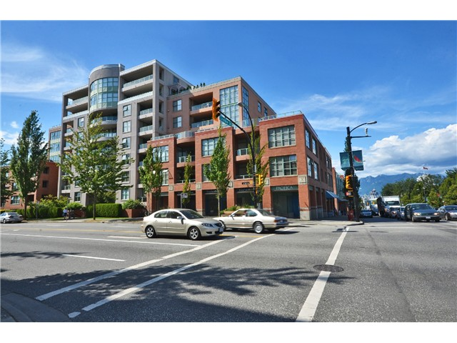 Main Photo: # 702 503 W 16TH AV in Vancouver: Fairview VW Condo for sale (Vancouver West)  : MLS® # V1018204