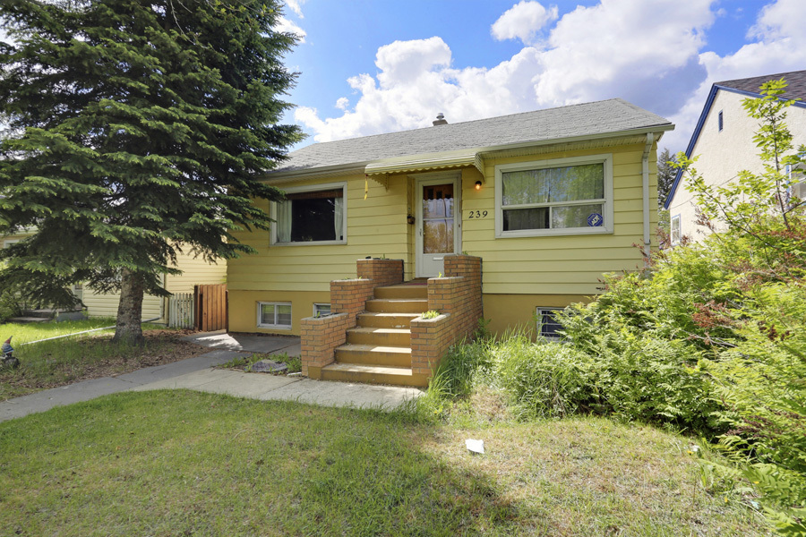 Main Photo: 239 24 Avenue NE in Calgary: House for sale : MLS® # C3621086