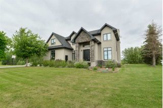 Main Photo: 19 53223 RGE RD 264 Road: Rural Parkland County House for sale : MLS®# E4129568