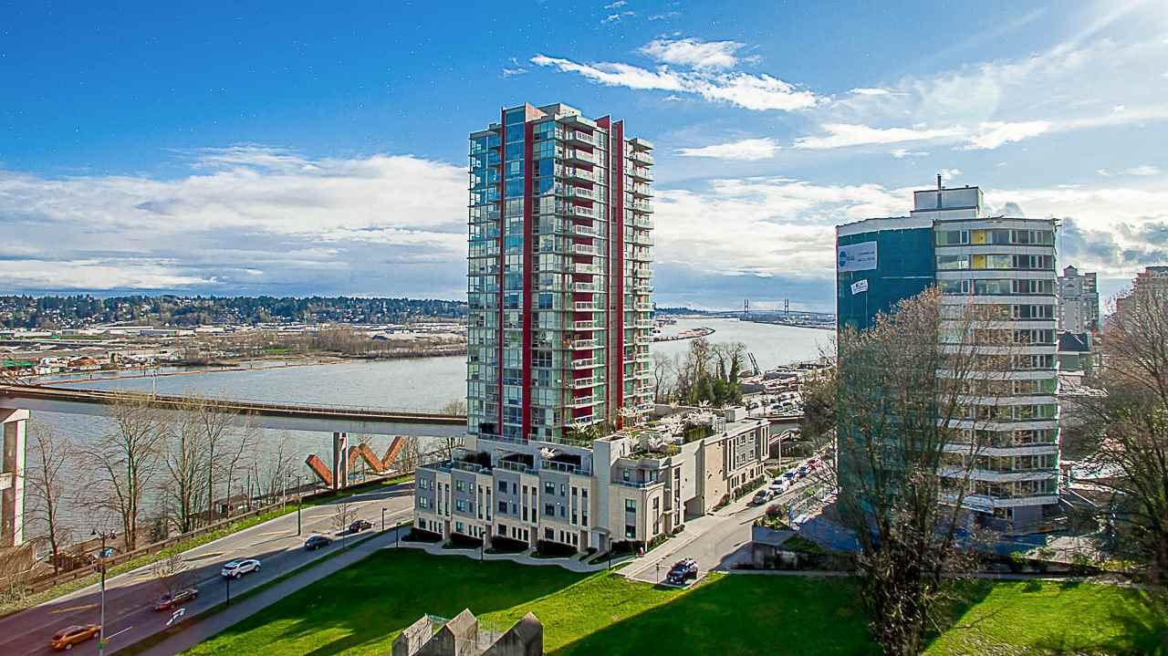 FEATURED LISTING: 704 125 COLUMBIA Street New Westminster