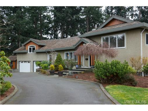 Main Photo: 639 Fairway Avenue in VICTORIA: La Fairway Single Family Detached for sale (Langford)  : MLS® # 348872
