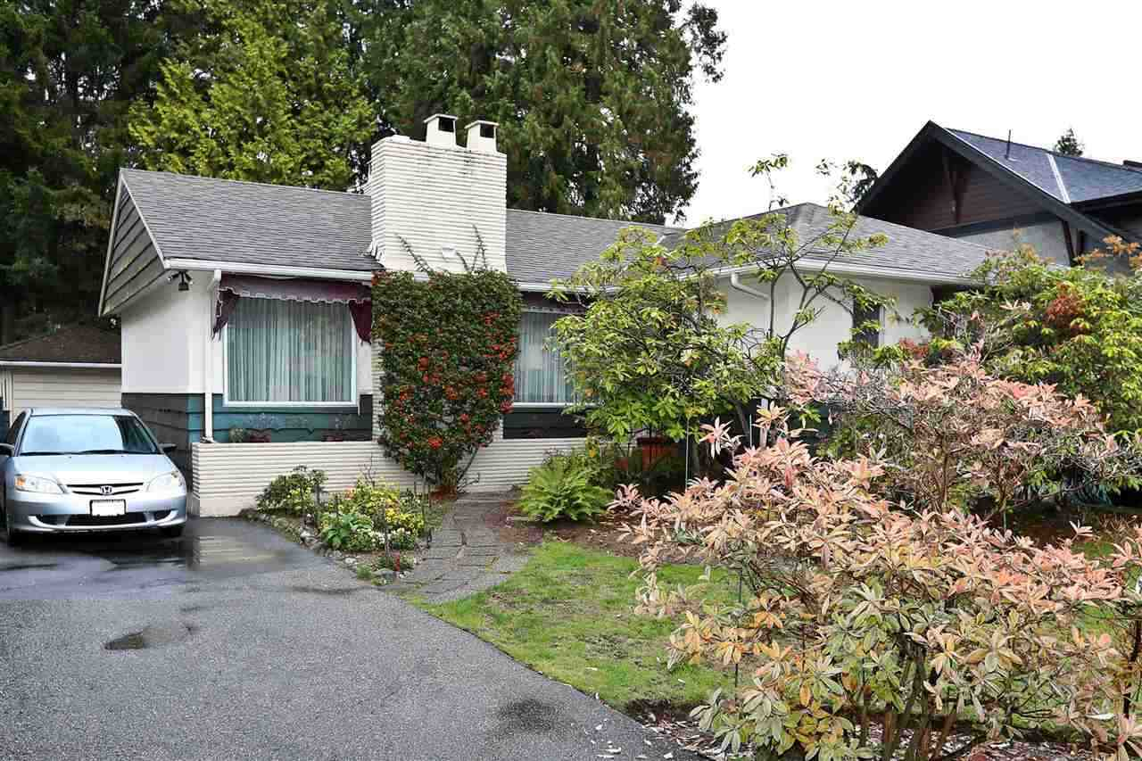 Main Photo: 5738 WALLACE Street in Vancouver: Southlands House for sale (Vancouver West)  : MLS® # R2236320