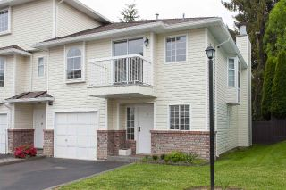 "Main Photo: 1 13982 72 Avenue in Surrey: East Newton Townhouse for sale in ""Upton Place"" : MLS®# R2269958"