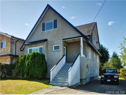 Main Photo: 321 Obed Avenue in VICTORIA: SW Gorge Single Family Detached for sale (Saanich West)  : MLS® # 342266