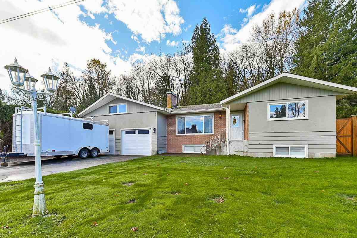 Main Photo: 10120 BRENTWOOD Drive in Chilliwack: Chilliwack N Yale-Well House for sale : MLS®# R2122787