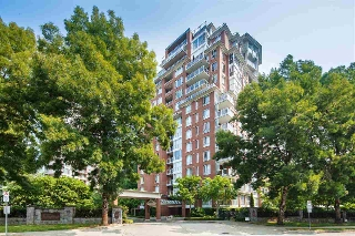 "Main Photo: 701 5615 HAMPTON Place in Vancouver: University VW Condo for sale in ""The Balmoral at Hampton"" (Vancouver West)  : MLS® # R2195977"