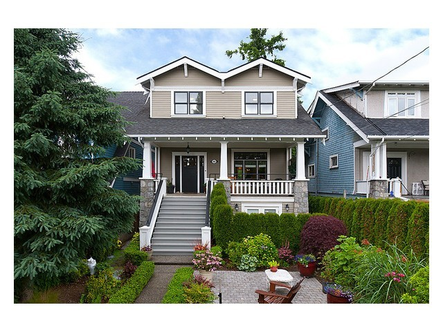 Main Photo: 3459 W 7TH AV in Vancouver: Kitsilano Townhouse for sale (Vancouver West)  : MLS®# V1010680
