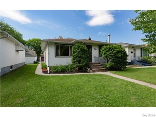 Main Photo: 1254 Barratt Avenue in Winnipeg: West End / Wolseley Residential for sale (West Winnipeg)  : MLS® # 1617580
