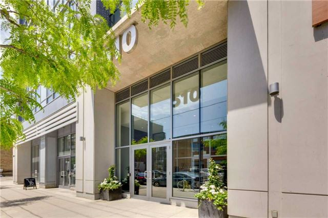 Main Photo: 510 King St E Unit #409 in Toronto: Moss Park Condo for sale (Toronto C08)  : MLS® # C3840307
