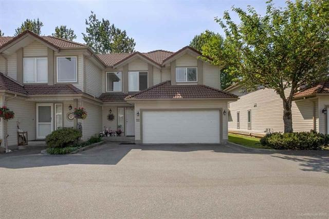 "Main Photo: A22 3075 SKEENA Street in Port Coquitlam: Riverwood Townhouse for sale in ""RIVERWOOD"" : MLS® # R2187202"