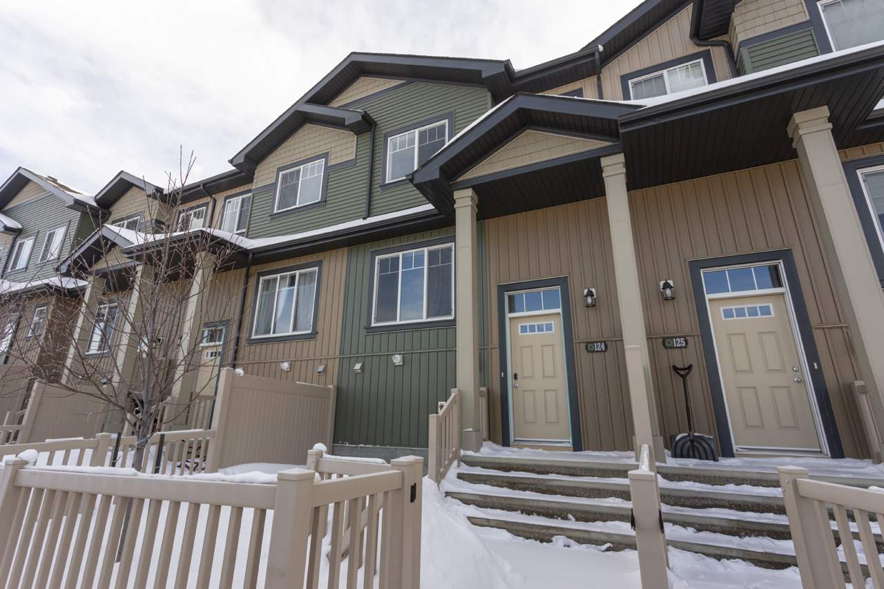 FEATURED LISTING: 124 3305 Orchards Link Edmonton