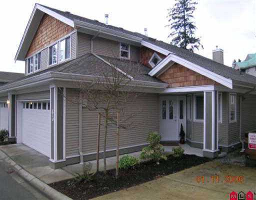 "Main Photo: 63 15133 29A AV in White Rock: King George Corridor Townhouse for sale in ""Stonewoods Phase 3"" (South Surrey White Rock)  : MLS®# F2600663"