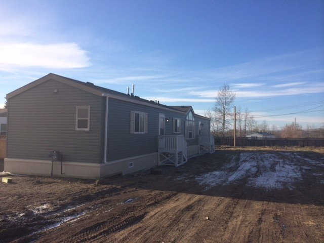 Main Photo: 12283 PACIFIC Avenue in Fort St. John: Fort St. John - Rural W 100th Manufactured Home for sale (Fort St. John (Zone 60))  : MLS®# N232050