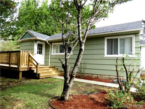 Main Photo: 1075 Marigold Road in VICTORIA: SW Marigold Single Family Detached for sale (Saanich West)  : MLS®# 330452