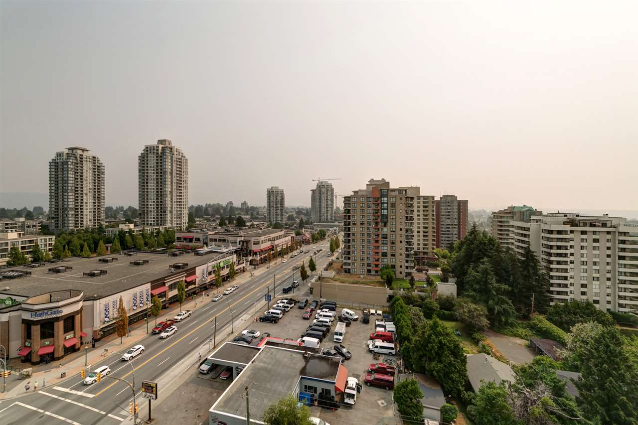 Main Photo: 1402 7235 SALISBURY Avenue in Burnaby: Highgate Condo for sale (Burnaby South)  : MLS®# R2297339