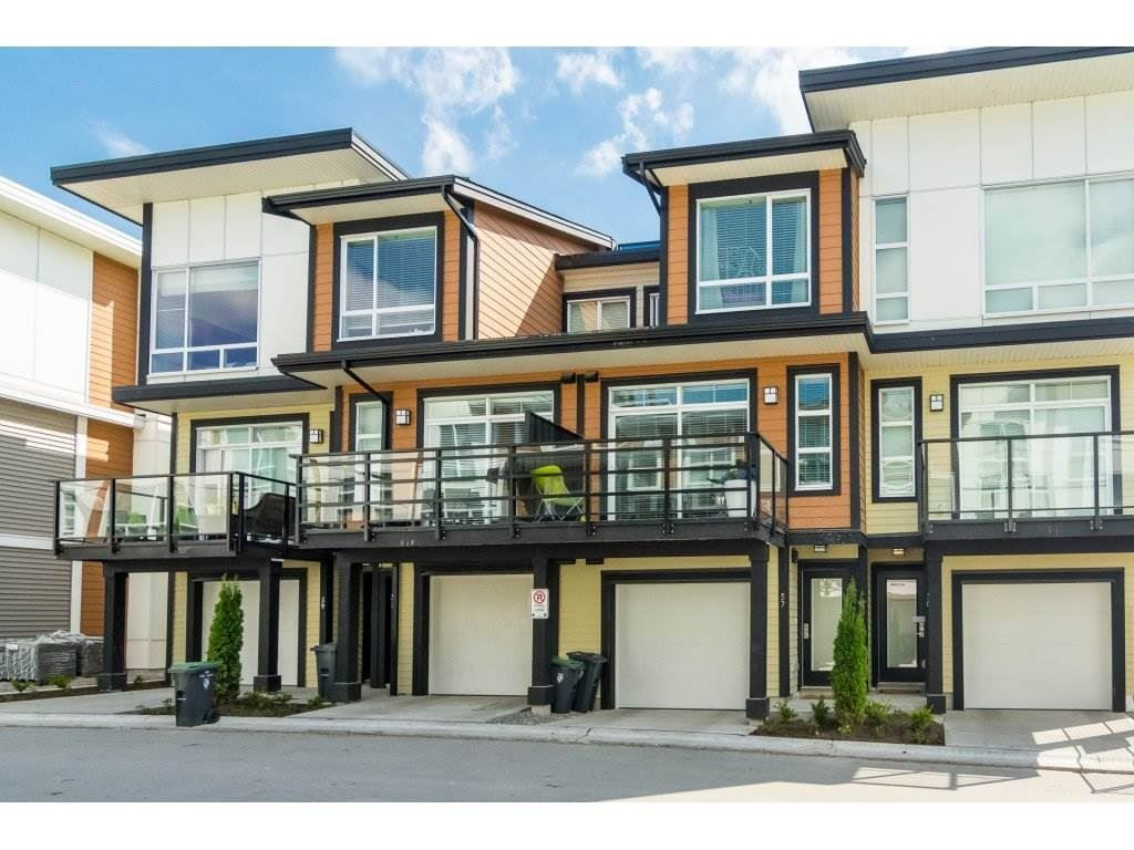 "Main Photo: 57 20857 77A Avenue in Langley: Willoughby Heights Townhouse for sale in ""The Wexley"" : MLS®# R2304783"