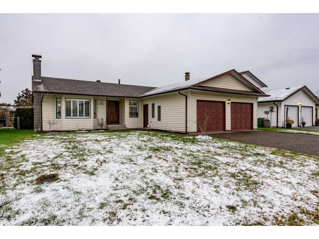 FEATURED LISTING: 6570 SWANSON Street Chilliwack