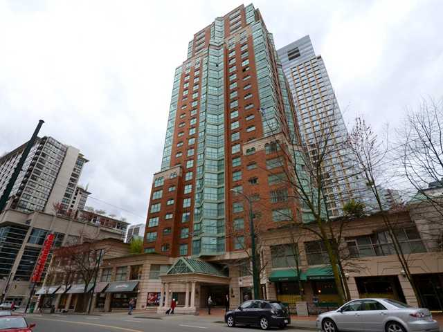 Main Photo: # 1705 909 BURRARD ST in Vancouver: West End VW Condo for sale (Vancouver West)  : MLS® # V944104